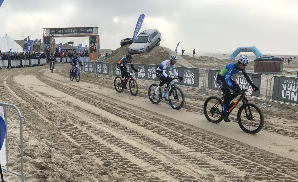 Headerphoto bycicle Subaru BeachBattle